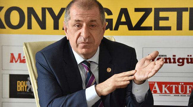 Özdağ'dan flaş Zarrab ve Rakka iddiası
