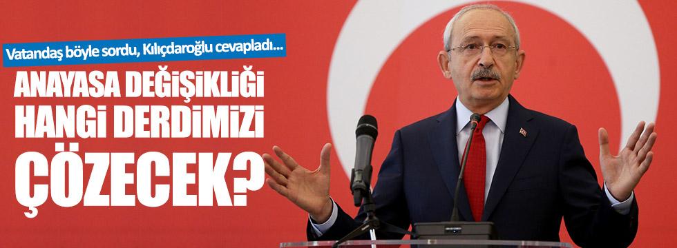 """Kılıçdaroğlu: Hiçbir yabancı gelip burada yatırım yapmaz!"""""""