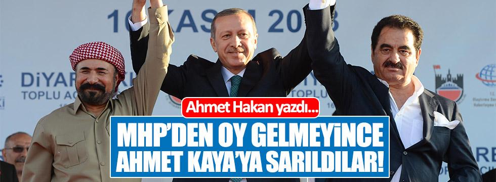Hakan: Yetiş ya Şivan Perwer, yetiş ya Ahmet Kaya!