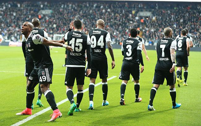 Beşiktaş 3-0 Gençlerbirliği / Maç Özeti