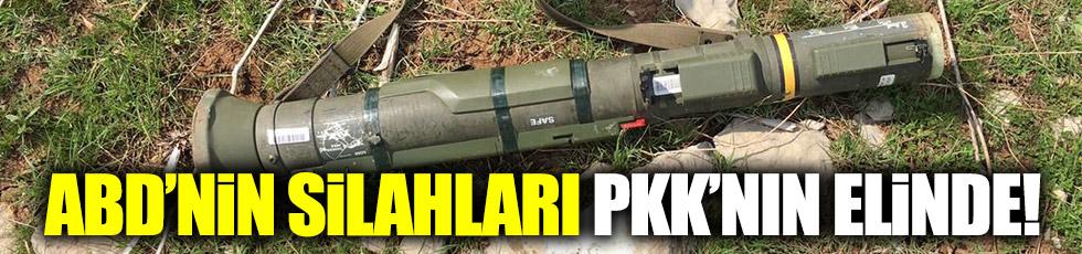 ABD, PKK'ya LAW vermiş!