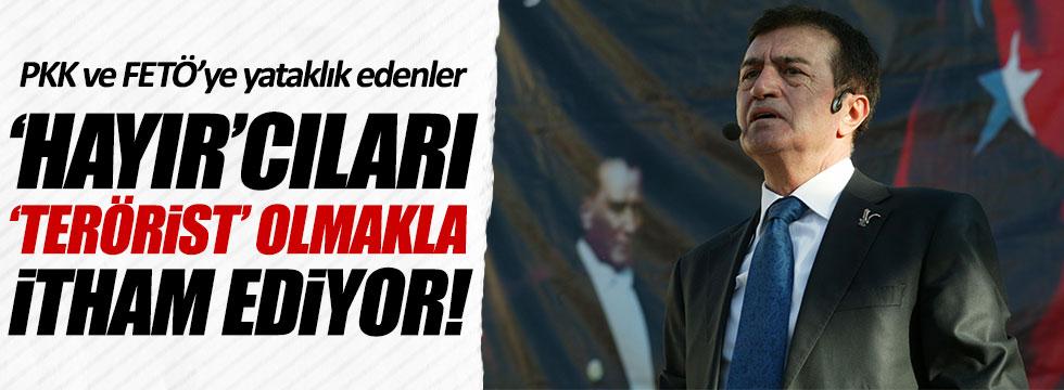 Osman Pamukoğlu'ndan çok sert açıklama