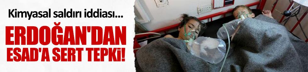 İbdil'de, kimyasal saldırı
