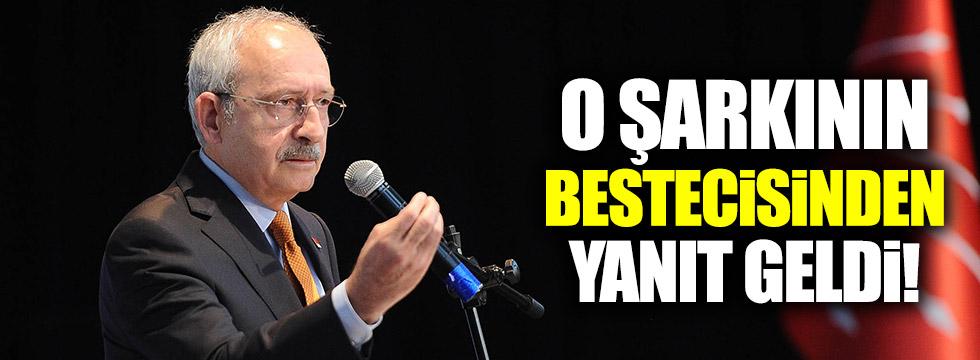 Cengiz Onural'dan Kılıçdaroğlu'na yanıt