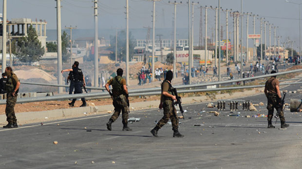 Sokağa çıkma yasağı başladı! 5 PKK'lı öldürüldü