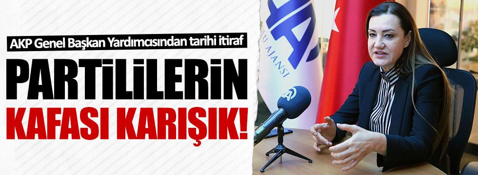 AKP Genel Başkan Yardımcısı Hotar'dan tarihi itiraf