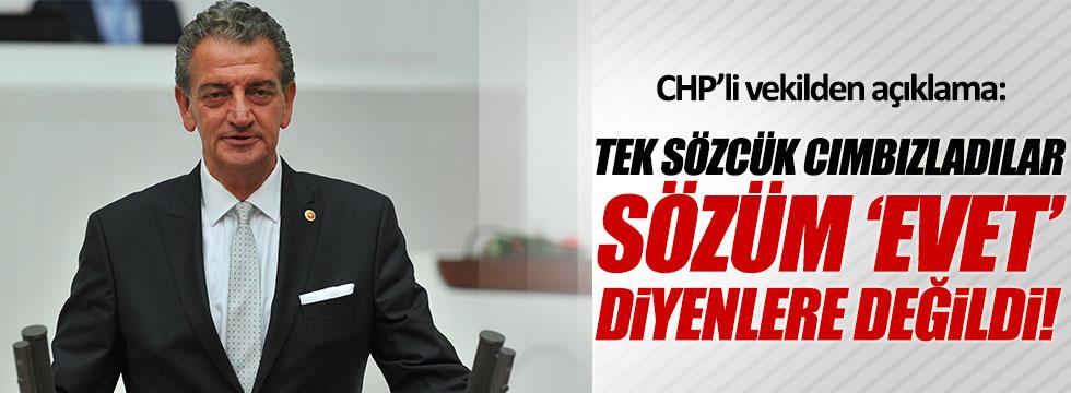 CHP'li Hüsnü Bozkurt: Sözlerim çarpıtıldı