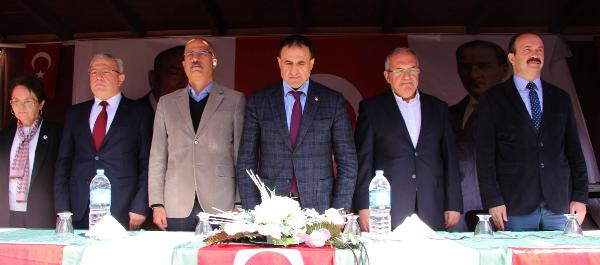 Ülkü Ocakları Genel Başkanları Gümüşhane'de