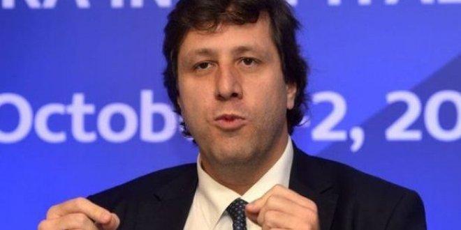 Merkez Bankası'ndan kritik istifa
