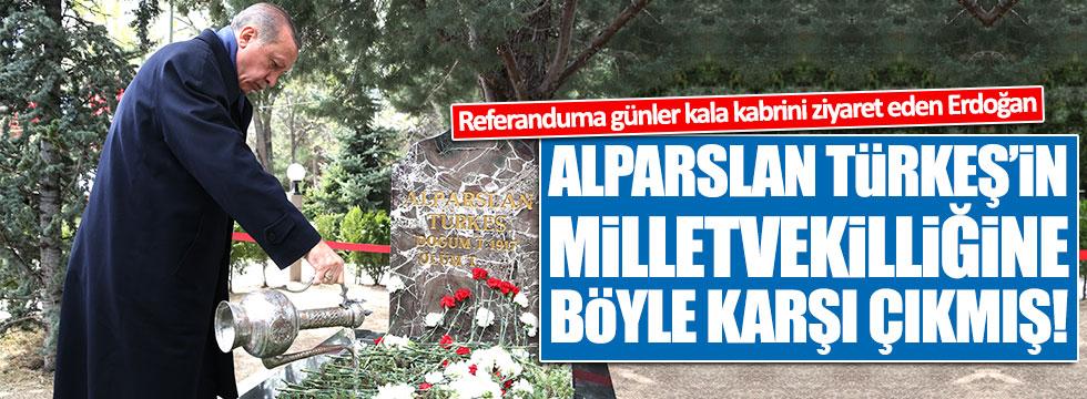 Erdoğan, Alparslan Türkeş'in vekilliğine böyle karşı çıkmış!
