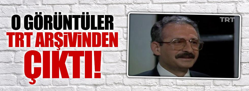 Kılıçdaroğlu'nun şarkı söylediği görüntüler ortaya çıktı