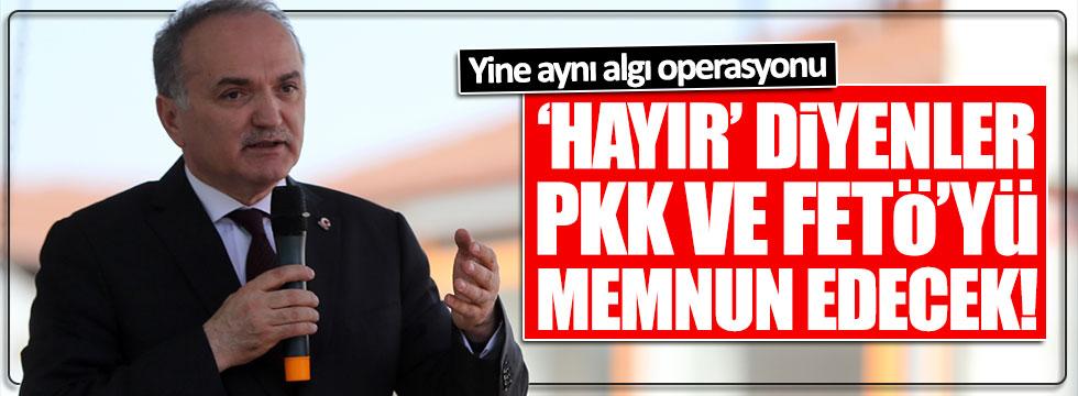 AKP'lilerin algı operasyonları devam ediyor