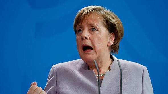 """Merkel: """"BMGK'da karar alınamaması bir utançtır"""""""