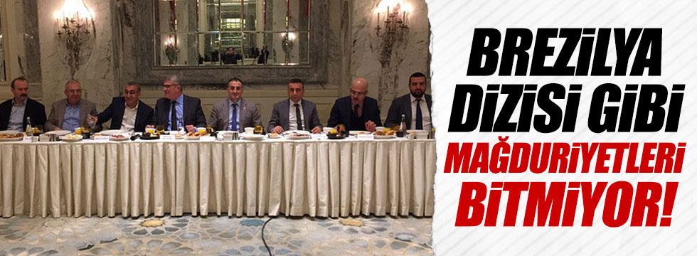 Ülkü Ocakları Genel Başkanları'ndan tarihi toplantı!