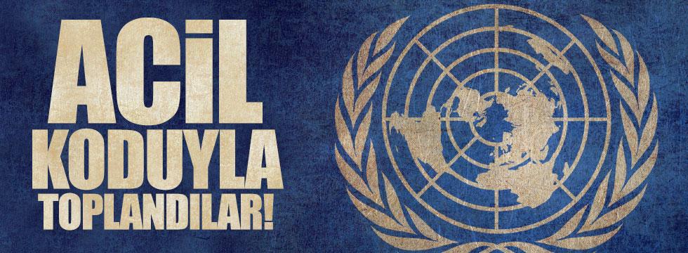 BM acil toplandı