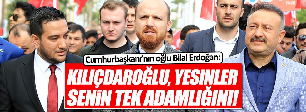 Bilal Erdoğan, Kılıçdaroğlu'nu hedef aldı