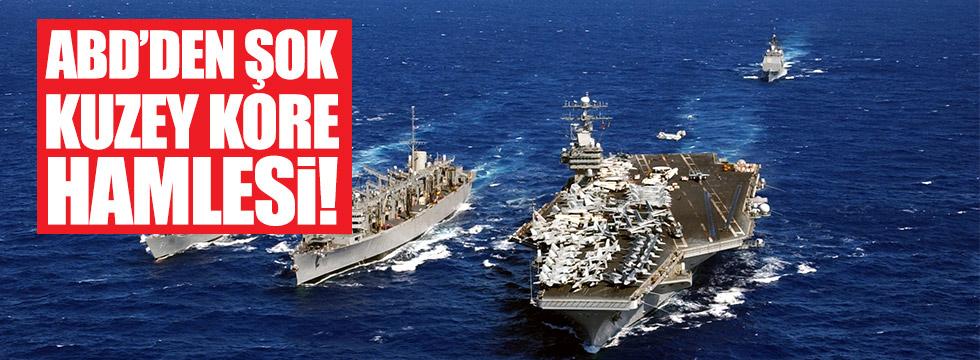 ABD'den şok Kuzey Kore hamlesi!