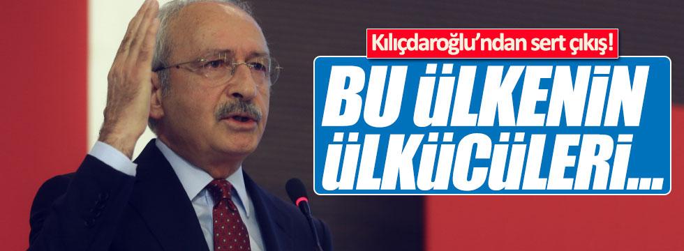 Kılıçdaroğlu, İsmail Küçükkaya'ya konuştu