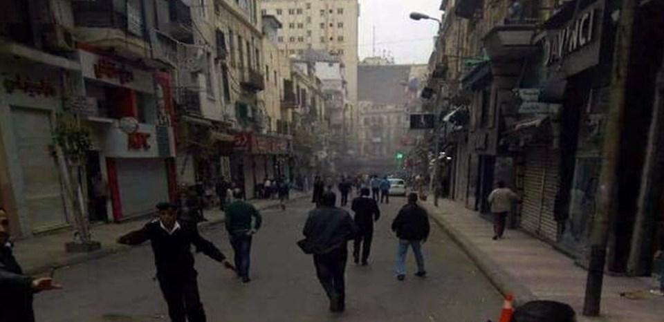 Mısır'da bir patlama daha