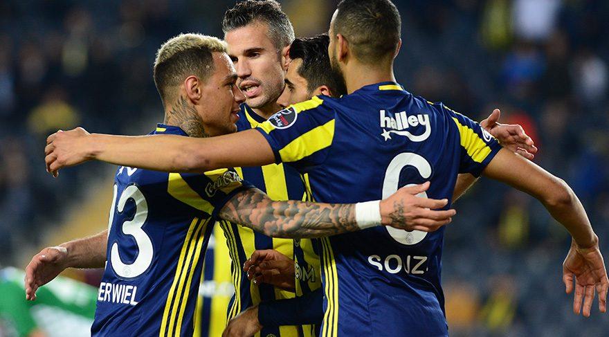 Fenerbahçe 3-1 Akhisar Belediyespor / Maç Özeti