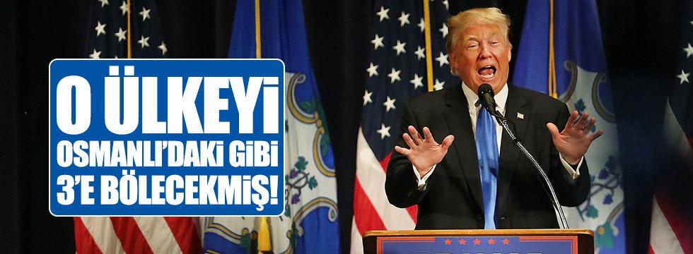 Trump, Libya'yı 3'e bölecek!