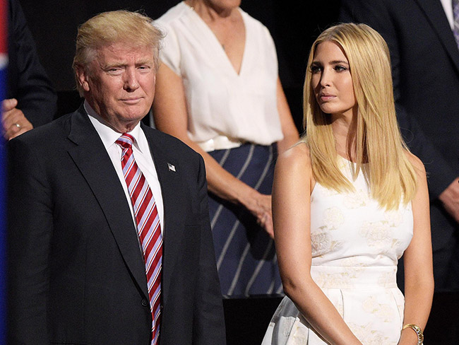 Ivanka Trump, o Tük'ün isminin dünyaya duyurdu