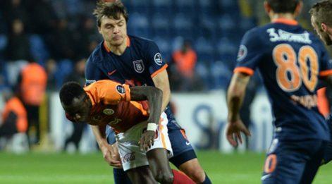 Başakşehir Galatasaray'ı rahat geçti