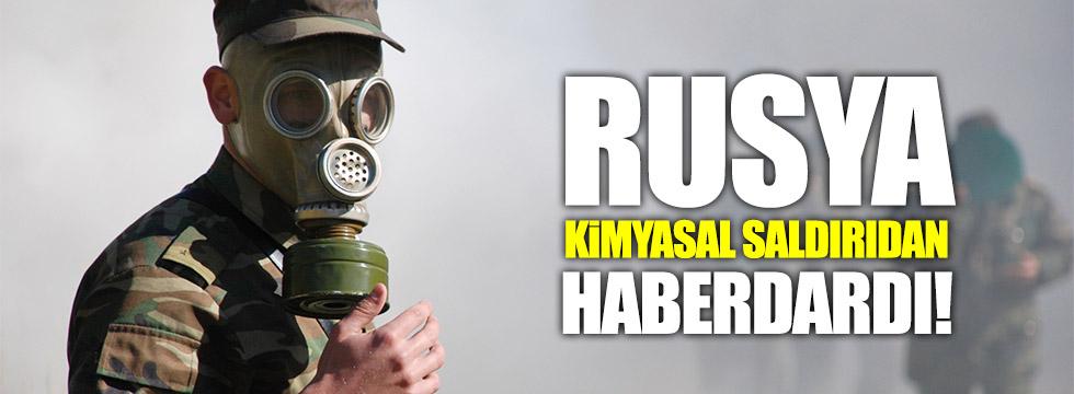 ABD'li yetkili: Rusya, kimyasal saldırdan haberdardı!