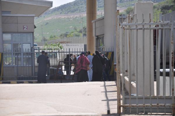 Cilvegeözü Sınır Kapısı kapatıldı
