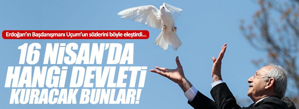 """Kılıçdaroğlu, """"Bu devletin adı Türkiye Cumhuriyeti değil mi?"""""""