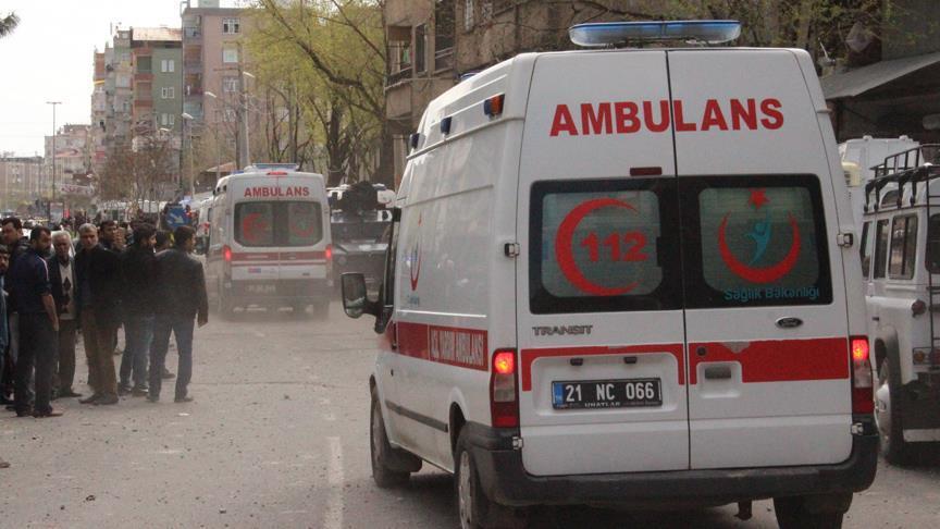 Diyarbakır'daki patlamada ölü sayısı arttı