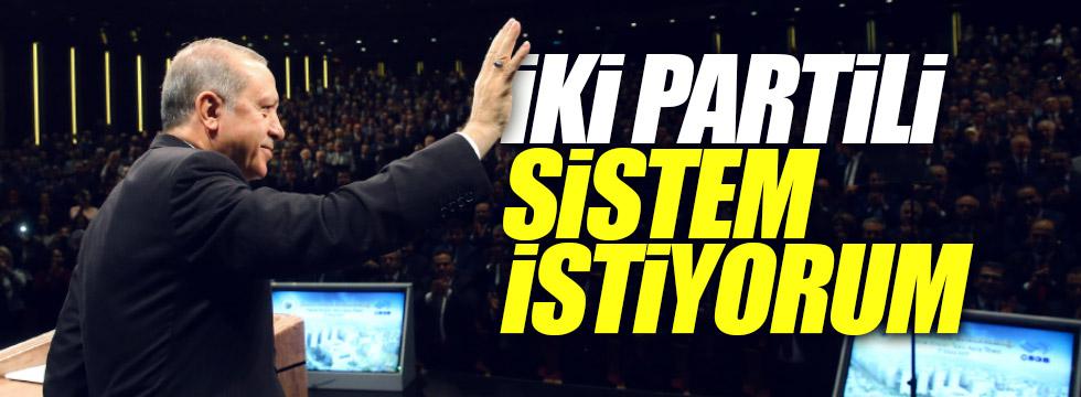 'İki partili sistem' ve MHP