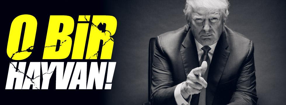 Trump'tan, Esad'a hakaret