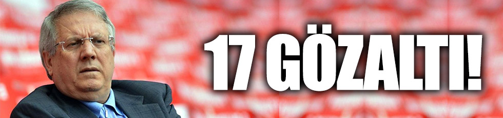 Aziz Yıldırım'a hakaret eden 17 kişiye soruşturma