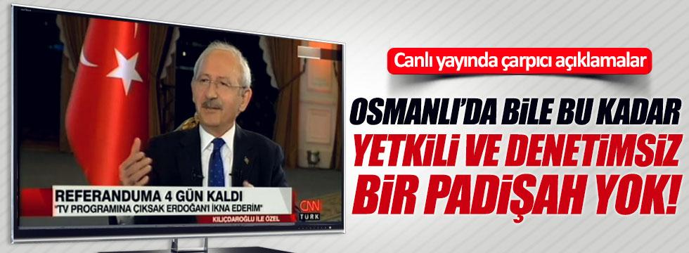 Kılıçdaroğlu 'kaçtı' iddialarına cevap verdi