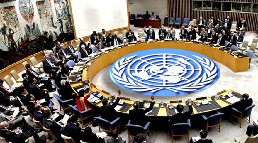 Suriye için verilen teklife BM'den veto!
