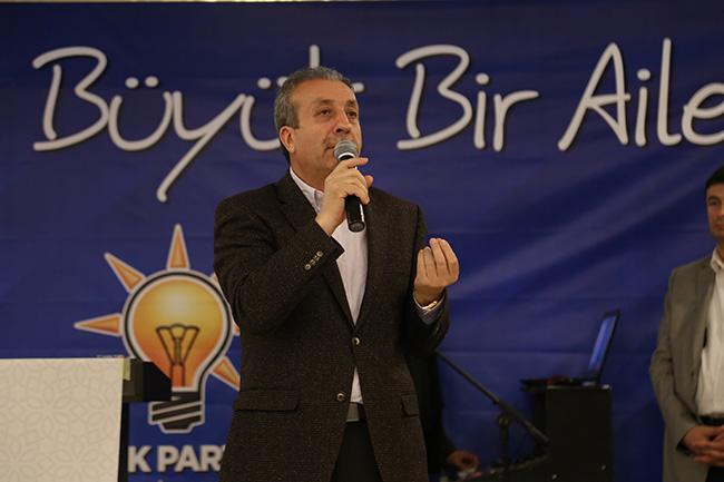 AKP Genel Başkan Yardımcısı Eker'den 'evet' açıklaması
