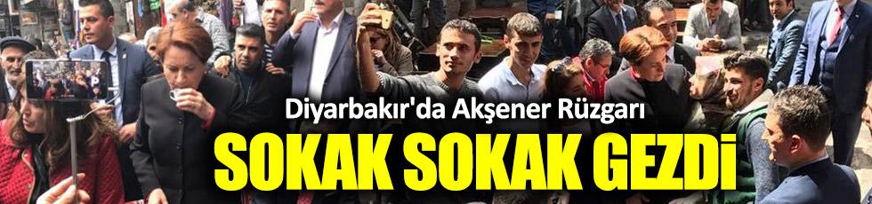 Diyarbakır'da Akşener Rüzgarı