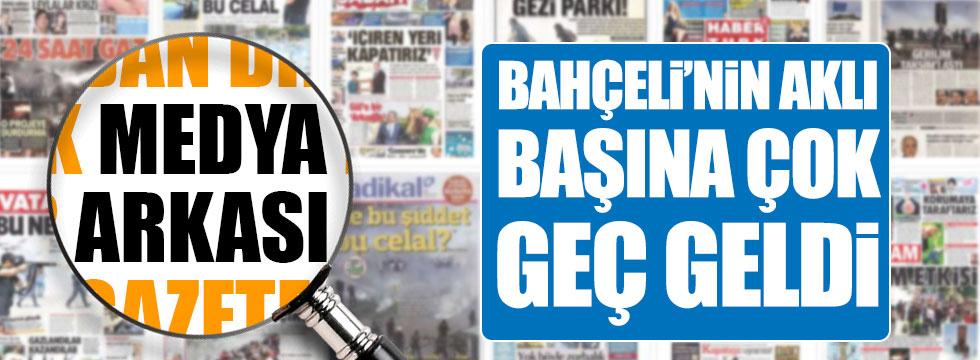 Medya Arkası (15.04.2014)