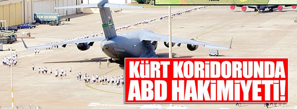 ABD, Kürt koridoruna yerleşiyor