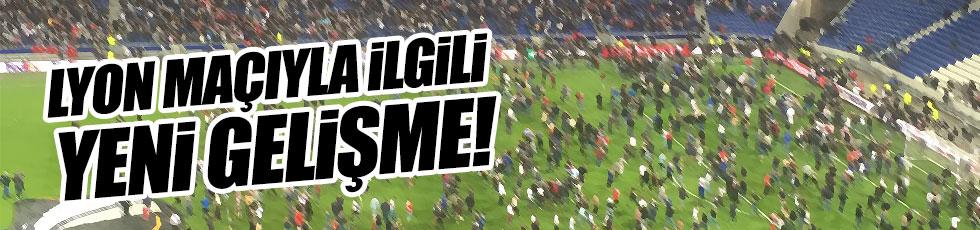 Lyon taraftarı, Beşiktaş maçı için İstanbul'a gelmeyecek