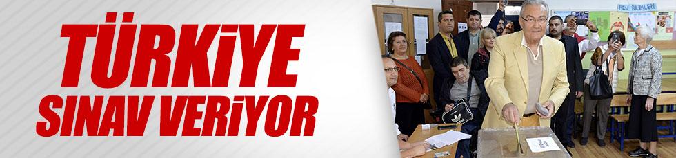 Baykal: Türkiye sınav veriyor
