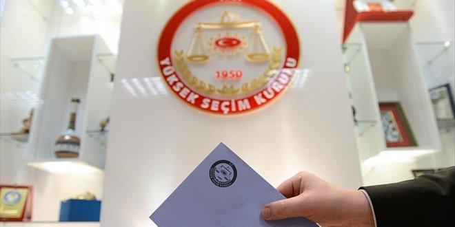 CHP'li Bülent Tezcan'dan YSK yasa teklifine teki