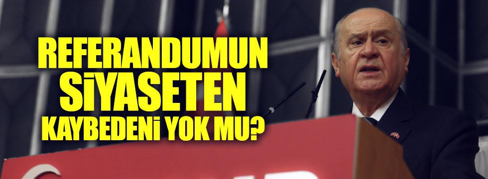 """Tezkan: """"Referandumun siyaseten kaybedeni yok mu?"""""""