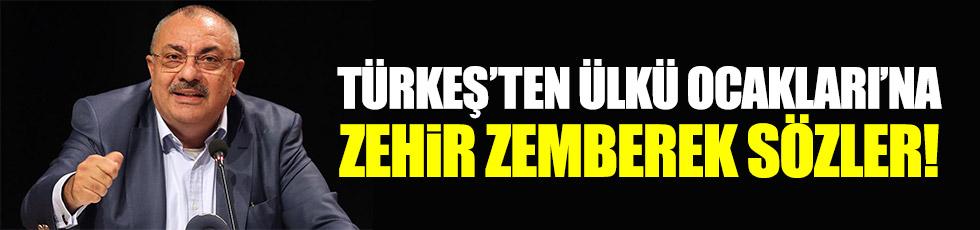 Türkeş'ten Ülkü Ocakları'na zehir zemberek sözler!