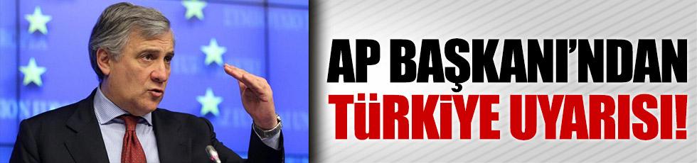 AP Başkanı'ndan Türkiye açıklaması
