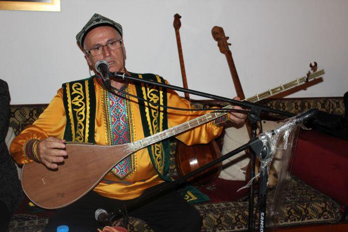 Bünyamin Aksungur, Turan Müziğini anlattı