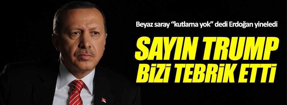 """Erdoğan'dan: """"Aldatıldık"""""""