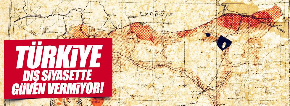 """Eslen: """"Türkiye dış siyasette güven vermiyor"""""""