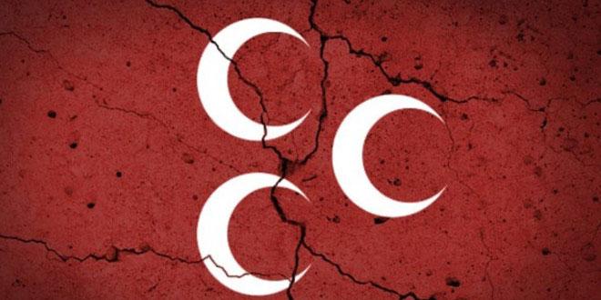 MHP Manisa'da istifa